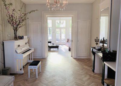 Totale verbouwing familiehuis Haarlem